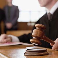 Décison de justice